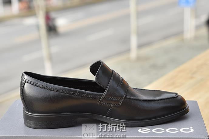 限尺码 ECCO 爱步 Melbourne 墨本系列 男式乐福鞋 ¥476.72