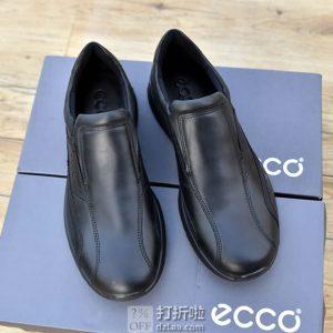 ECCO 爱步 Irving 欧文系列 一脚套 男式乐福鞋 休闲鞋 ¥520起 中亚Prime会员免运费直邮到手约¥575