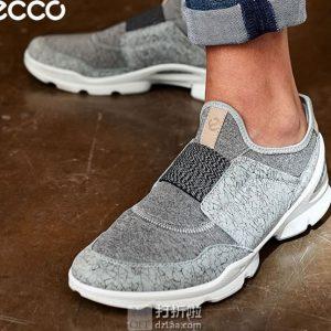 码全 ECCO 爱步 Biom Street 健步街头系列 一脚套 女式休闲鞋 3.1折$45.79海淘转运到手约¥407 35码仅$22.24大白菜