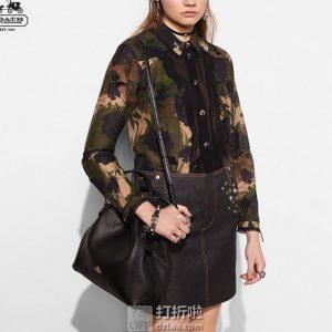 COACH 蔻驰 Edie 28 女式手提包 镇店之宝¥991 中亚Prime会员可再95折