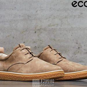 ECCO 爱步 Crepetray 酷锐 男式牛津鞋 休闲鞋 41码¥485 中亚Prime会员免运费直邮到手约¥534
