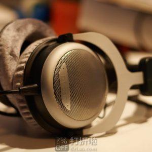 拜亚动力 Beyerdynamic DT-880 头戴式HIFI耳机 阻抗32欧 中亚Prime会员免运费直邮到手约¥1117