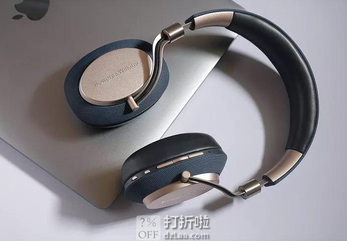 Bowers & Wilkins 宝华韦健 B&W PX 头戴式智能主动降噪无线蓝牙耳机 5.7折$229.99史低 2色可选 海淘转运到手约¥1645
