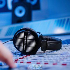 Beyerdynamic 拜亚动力 DT990 PRO 250欧 HIFI 开放式头戴耳机 ¥730