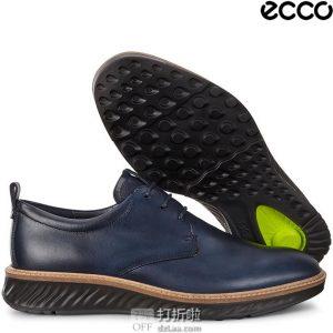 ECCO 爱步 19年春季新款 ST.1 Hybrid 适动混合 男式德比鞋 ¥797 2色可选 天猫¥1733