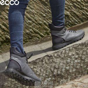 ECCO  爱步 Exostrike 突破系列 Hydromax 防泼水 女式户外短靴 37/38码¥600