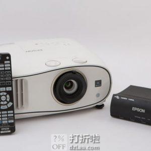 EPSON 爱普生 EH-TW6700 3D投影仪 投影机 5.2折¥5955 中亚Prime会员免运费直邮到手约¥6948 天猫¥15799