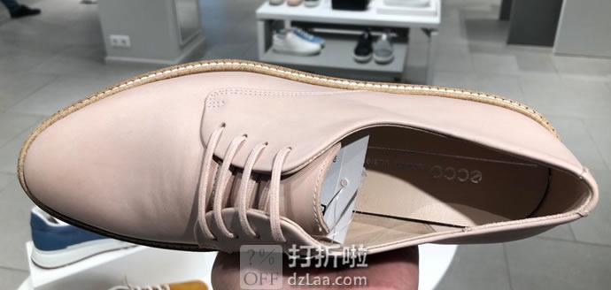 ECCO 爱步 Incise 英姿系列 女式牛津鞋 36码4折.49 海淘转运到手约¥568