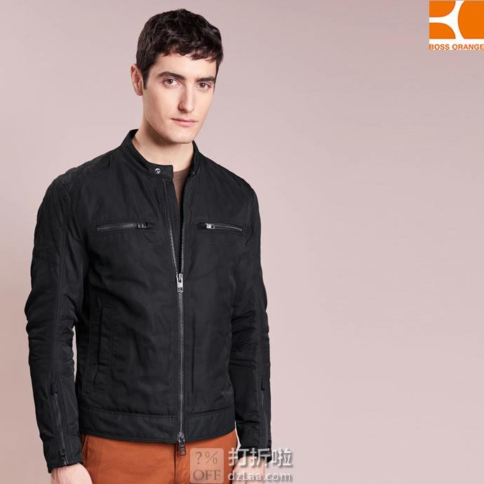 HUGO BOSS Orange 雨果博斯 橙标 Ojeepo P棉保暖 男式休闲夹克 54码¥745 中亚Prime会员免运费直邮到手约¥820