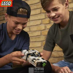 LEGO 乐高 Star Wars 星球大战系列 Moloch的地面飞艇 75210 排插类积木玩具 5.4折$21.53史低 海淘转运到手约¥196