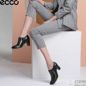 ECCO 爱步 Shape 55 型塑55 女式短靴 ¥599