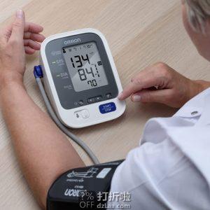 OMRON 欧姆龙 BP742N 上臂式血压计 优惠券折后$35.96 海淘转运到手约¥299