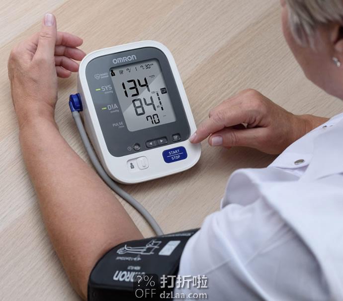 OMRON 欧姆龙 BP742N 上臂式血压计 $34.98 海淘转运到手约¥298
