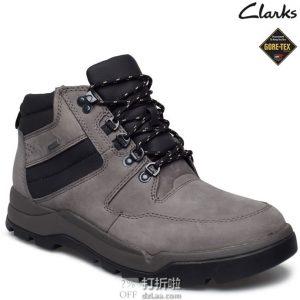 Clarks 其乐 Un高端系列 Atlas Up GTX防水 男式短靴 ¥336起 中亚Prime会员免运费直邮到手约¥375
