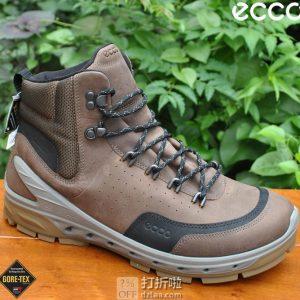 ECCO 爱步 BIOM 探险系列 GTX防水 男式户外徒步靴 43码¥681 中亚Prime会员免运费直邮到手约¥754