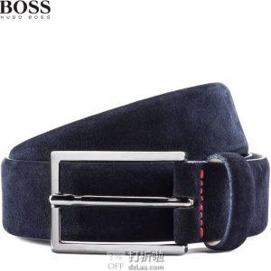 HUGO BOSS 雨果博斯 Gavrilo-SL 男式皮带 115码¥164 中亚Prime会员凑单免运费直邮到手约¥182