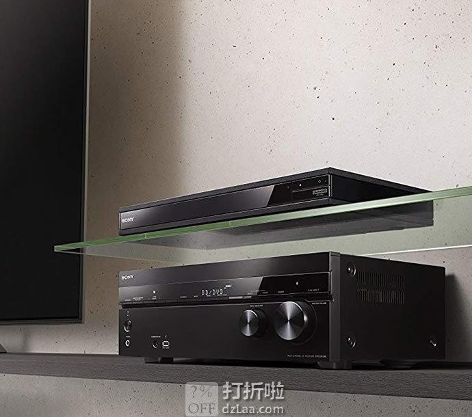 金盒特价 SONY 索尼 STR-DN1080 7.2声道 AV功放 5.8折8 海淘转运到手约¥3178 中亚Prime会员可免运费直邮到手约¥3273