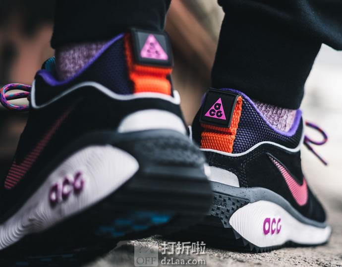 Nike 耐克 ACG Dog Mountain 中性款 休闲运动鞋 优惠码折后¥519