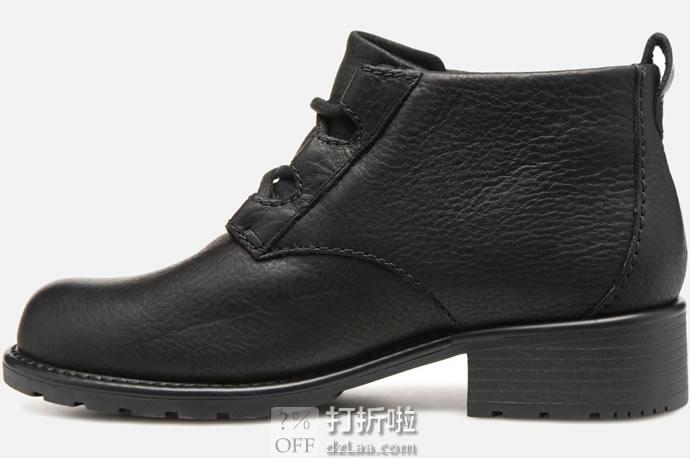 Clarks 其乐 Orinoco Oaks 女式保暖短靴 ¥193
