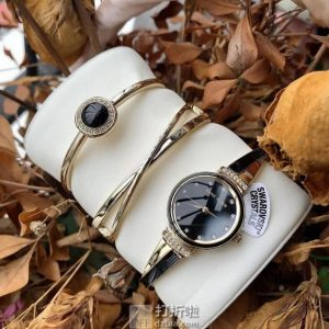 Anne Klein 安妮克莱因 AK 施华洛世奇水晶 女式手表手镯套装 AK/3292 ¥254.2