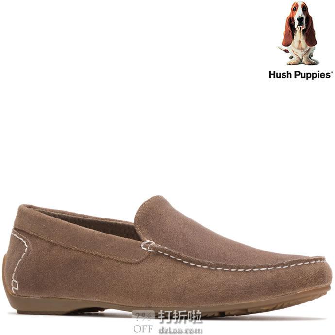 Hush Puppies 暇步士 Schnauzer 一脚套 男式莫卡辛鞋 7.5码2.5折$22.29 海淘转运到手约¥244
