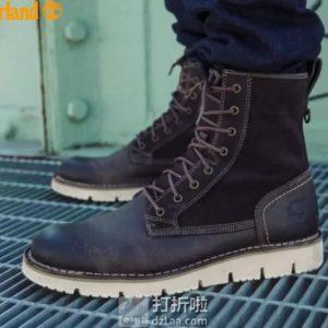 限尺码 Timberland 添柏岚 Westmore 8孔系带 男式短靴 中亚Prime会员免运费直邮到手约¥436