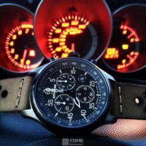 Timex 天美时 T499059J EXPEDITION远征系列 三眼 男式手表 镇店之宝¥346 中亚Prime会员免运费直邮到手约¥391