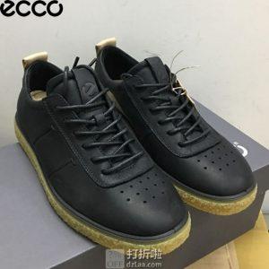限尺码 ECCO 爱步 Crepetray 酷锐 系带女式休闲鞋 ¥333起 中亚Prime会员免运费直邮到手约¥369