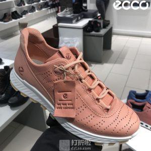 ECCO 爱步 Exostrike 突破系列 女式休闲鞋 35码5.1折¥514 中亚Prime会员免运费直邮到手约¥566