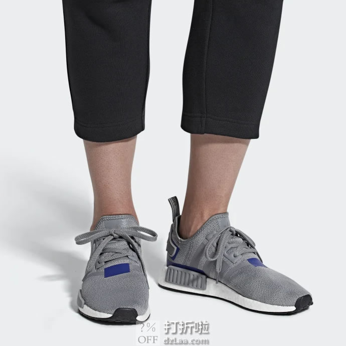 adidas Originals 阿迪达斯 三叶草 NMD_R1 男式经典鞋 运动鞋 36码3.1折$40.42 海淘转运到手约¥369