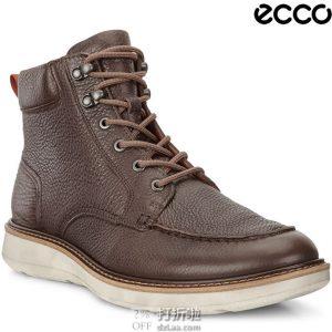ECCO 爱步 Aurora 极光 男式短靴 40码3.4折$71.09 海淘转运到手约¥581