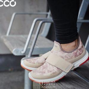 限尺码 ECCO 爱步 Biom系列 Amrap Strap 女式休闲健步鞋 4折$59.99 海淘转运到手约¥504