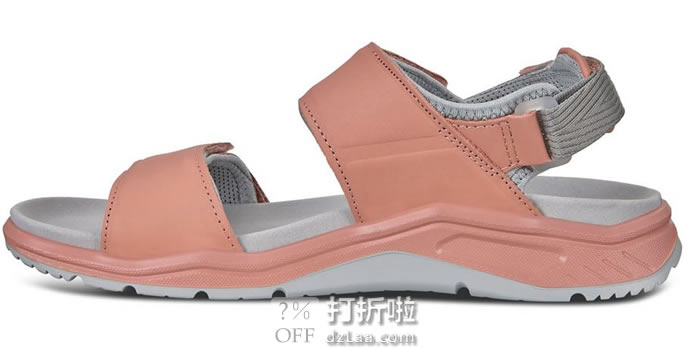 ECCO 爱步 X-trinsic 全速系列 女式凉鞋 35码2.5折.62 海淘转运到手约¥270 天猫¥1019