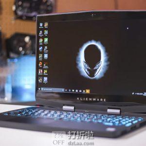 金盒特价 DELL 戴尔 alienware 外星人 M15 15.6英寸 轻薄游戏笔记本电脑(i7-8750H/RTX 2060 6GB/512GB/16GB)7.6折$1515史低 海淘转运到手约¥10720