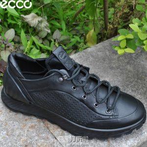 ECCO 爱步 Exostrike Low 突破系列 男式低帮徒步鞋 休闲鞋 中亚Prime会员免运费直邮到手约¥595 两色多码可选