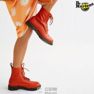 Dr. Martens 1460 Pascal 女式马丁靴 5.5折$79.99 三色可选 海淘转运到手约¥672