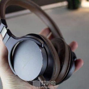 audio-technica 铁三角 ATH-SR5 Hi-RES便携HIFI头戴式耳机 双重优惠折后¥509包邮史低 2色可选 京东¥699