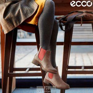 ECCO 爱步 Elaine伊莲系列 女式切尔西短靴 35码¥377 中亚Prime会员免运费直邮到手约¥417