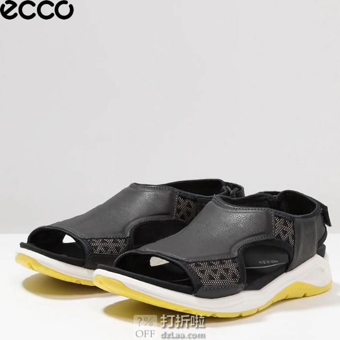 ECCO 爱步 19年春夏新款 X-trinsic 全速系列 女式凉鞋 37码 中亚Prime会员免运费直邮到手约¥374