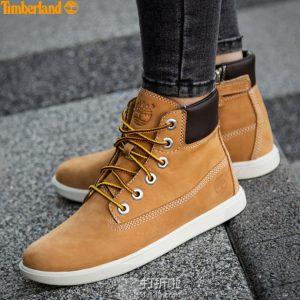 Timberland 添柏岚 londyn 6英寸系带女式短靴 37加宽码 中亚Prime会员免运费直邮到手约¥390