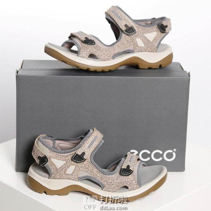 ECCO 爱步 Yucatan 女式户外凉鞋 35码¥301 中亚Prime会员免运费直邮到手约¥336