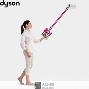 金盒特价 Dyson V6 Motorhead 戴森 无绳吸尘器 官翻版 5.1折$149.99 海淘转运到手约¥1323