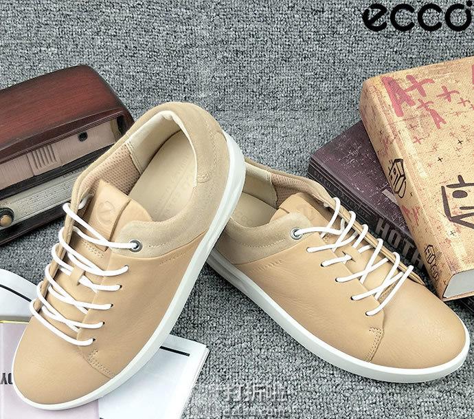 ECCO 爱步 Corksphere 1 酷型 女式休闲鞋 板鞋 35码3.1折$49.9 海淘转运到手约¥432 中亚Prime会员单免运费直邮到手约¥391