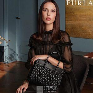 Furla 芙拉 Pin Cometa系列 女式小号手提包 优惠码8.5折后海淘免运费直邮到手¥1790.9