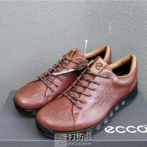 ECCO 爱步 Cool 2.0 透氧2.0系列 GTX防水 男式休闲鞋 43码¥658 中亚Prime会员免运费直邮到手约¥724