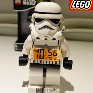 LEGO 乐高 星战系列 风暴骑兵 闹钟 9002137 镇店之宝¥135 中亚Prime会员可凑单免运费直邮到手¥153