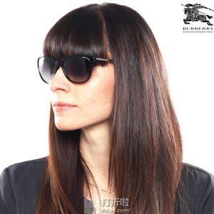 Burberry 巴宝莉 BE4180 渐变 女式猫眼太阳镜 墨镜 ¥648 中亚Prime会员免运费直邮到手约¥768