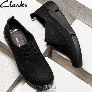 Clarks 其乐 Tri Angel 三瓣底 女式休闲运动鞋 39码¥306