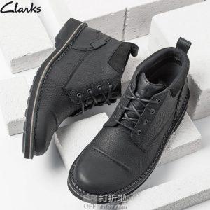Clarks 其乐 Lawes Top 男式保暖短靴 6UK码¥259