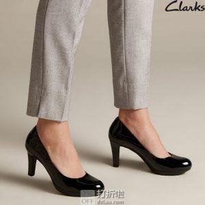 Clarks 其乐 Adriel Viola 高跟鞋 36码¥268
